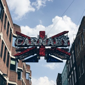 Carnaby Road London