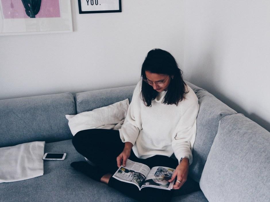 Instagram Werbeplattform Bestseller Knit