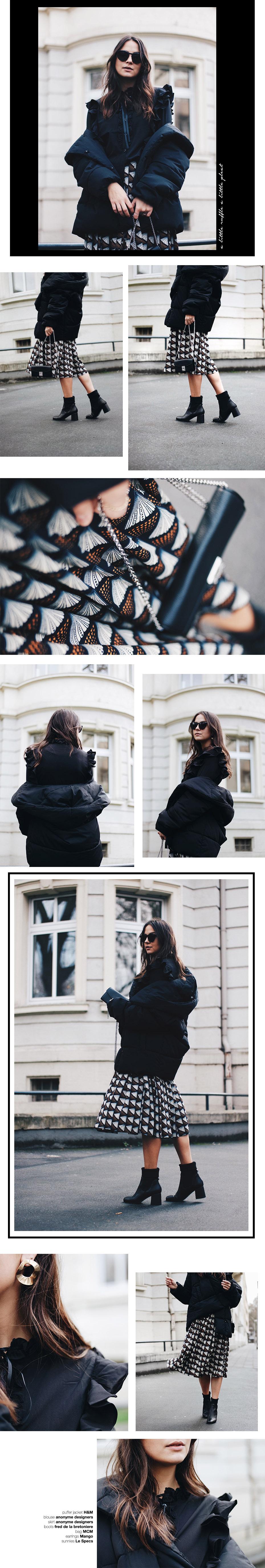 Outfit Fred de la Bretoniere Anonyme Designers