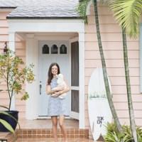 House Envy: Pink Palm Beach House