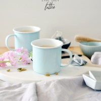 Vanilla Spiced Earl Grey Lattes
