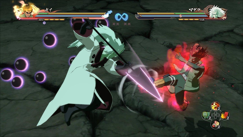 Xbox One Naruto Shippuden Ultimate Ninja Storm 4 For Sale