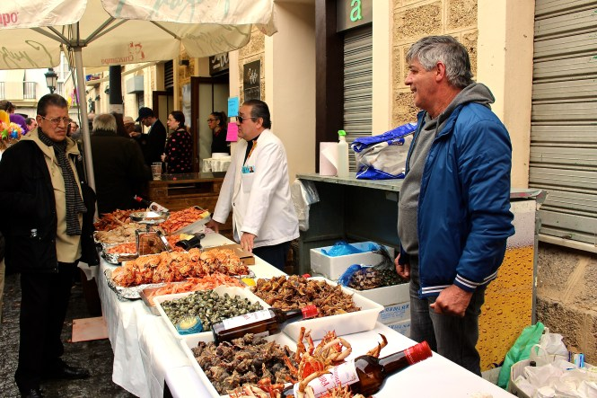 What to Eat at Carnival in Cadiz