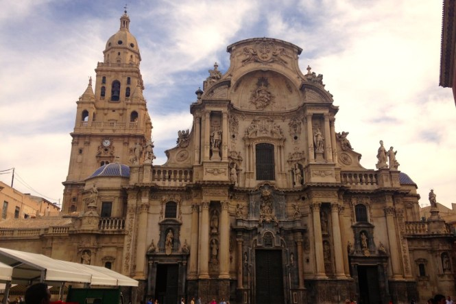 The Top 8 Places to Visit in Murcia Spain. What to do and Where to go!