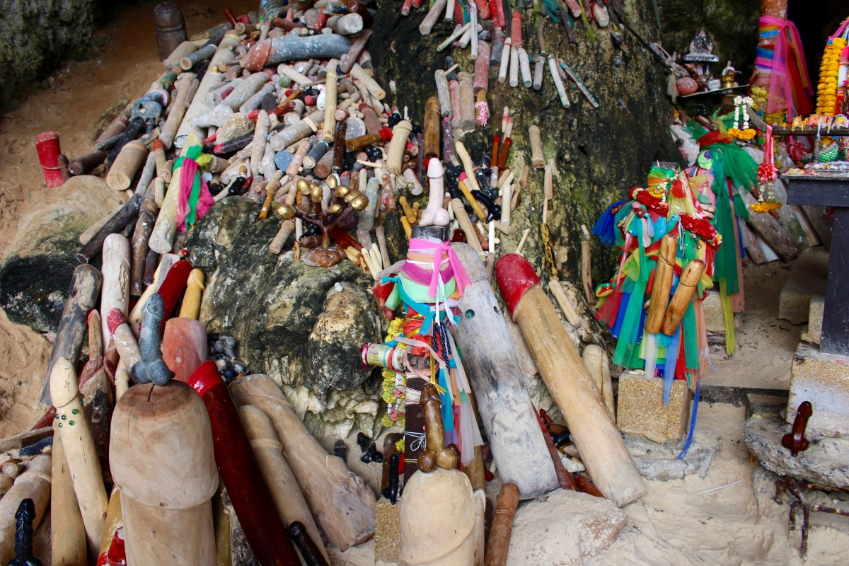 I Found a Cave Full of Penises in Thailand