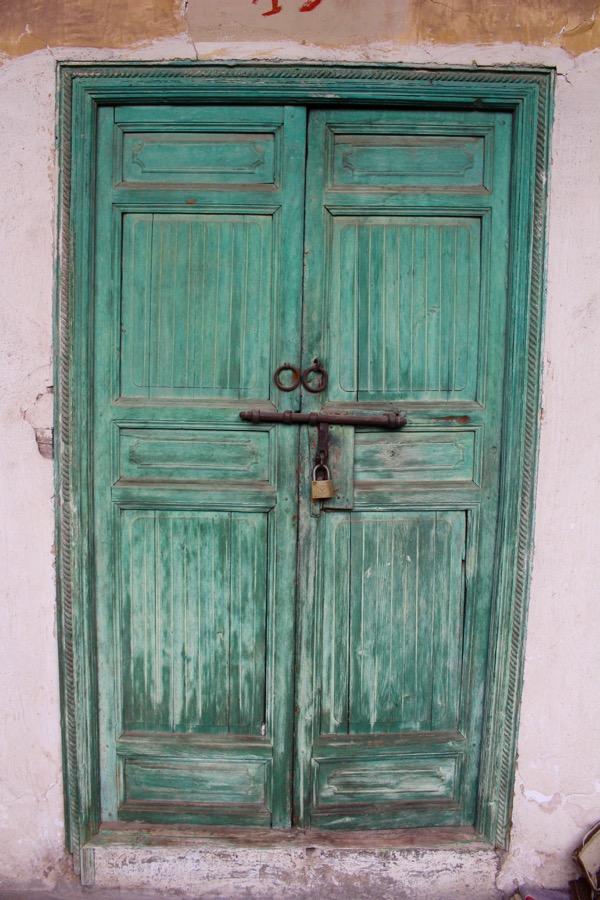 The doors of Morocco