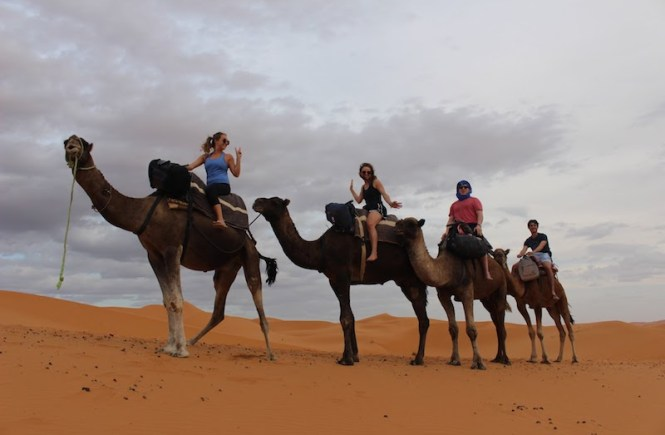 A 4-day Sahara desert tour in Morocco