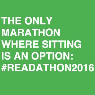 #Readathon2016