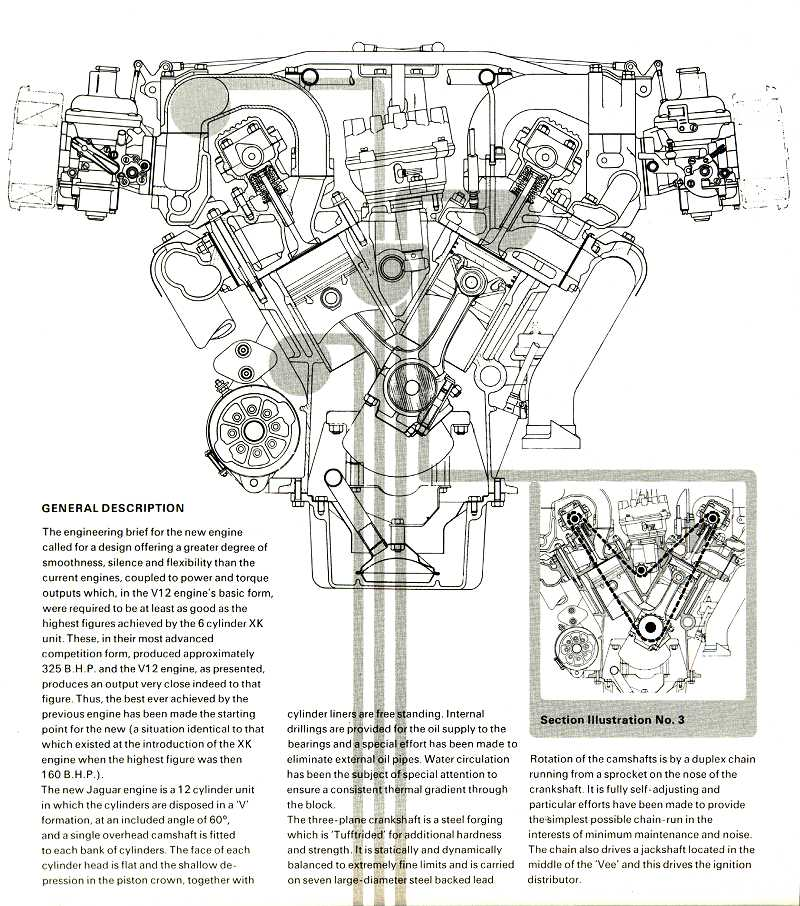 jaguar xjs v12 engine wiring diagram
