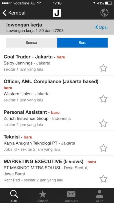 Loker Baru Sekitar Medan Lowongan Kerja 2016 Spg Matahari Terbaru Paling Update Direct Release Jora Indonesia Cara Baru Berburu Lowongan Kerja