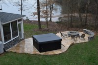 Mooresville, NC 3 Seasons Room, Patio, Fire Pit | Lake ...