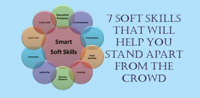 7 soft skills that gives you an edge in your Job - what are soft skills