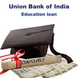 Union Bank of India Education Loan