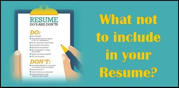 material cv resume