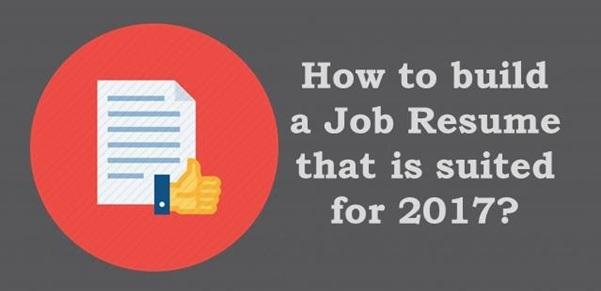 how your Resume should look to impress the HR! - how to build a job resume