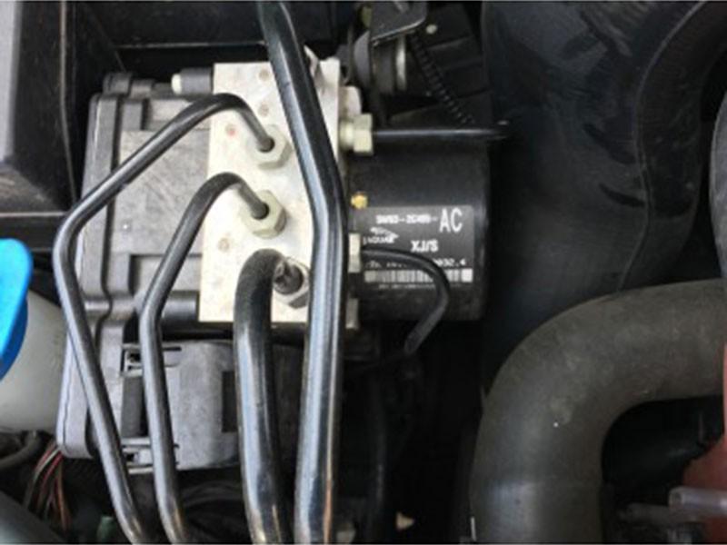 ABS pump 5W93-2C405-AC Jaguar S-Type