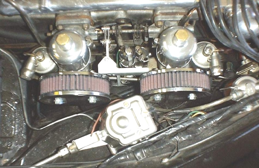 K and N Air filters mk 2 - Jaguar Forums - Jaguar Enthusiasts Forum