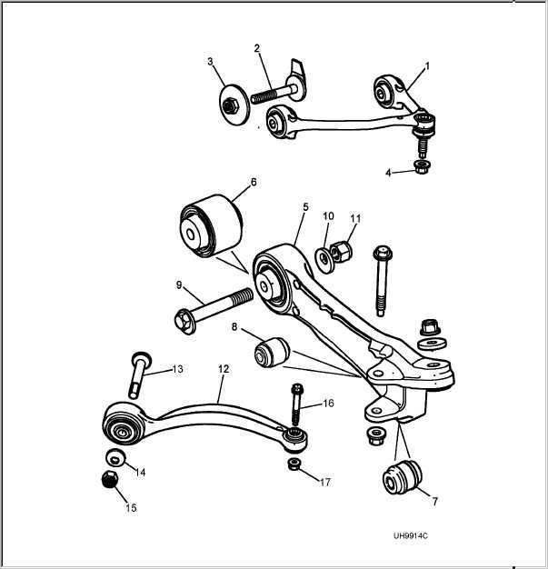 jaguar s type r front suspension
