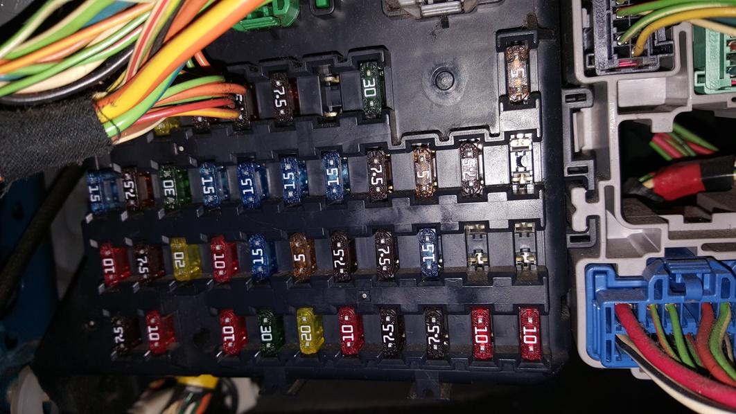 Fuse Box On Jaguar X Type Wiring Diagram