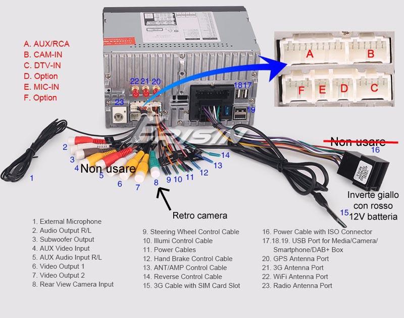 2 DIN Android Radio on X-Type 2006 - Complete Installation - Jaguar