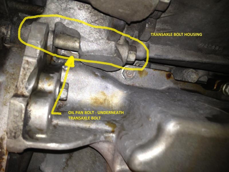 Replacing Oil Pan in X-Type 30 - Jaguar Forums - Jaguar Enthusiasts