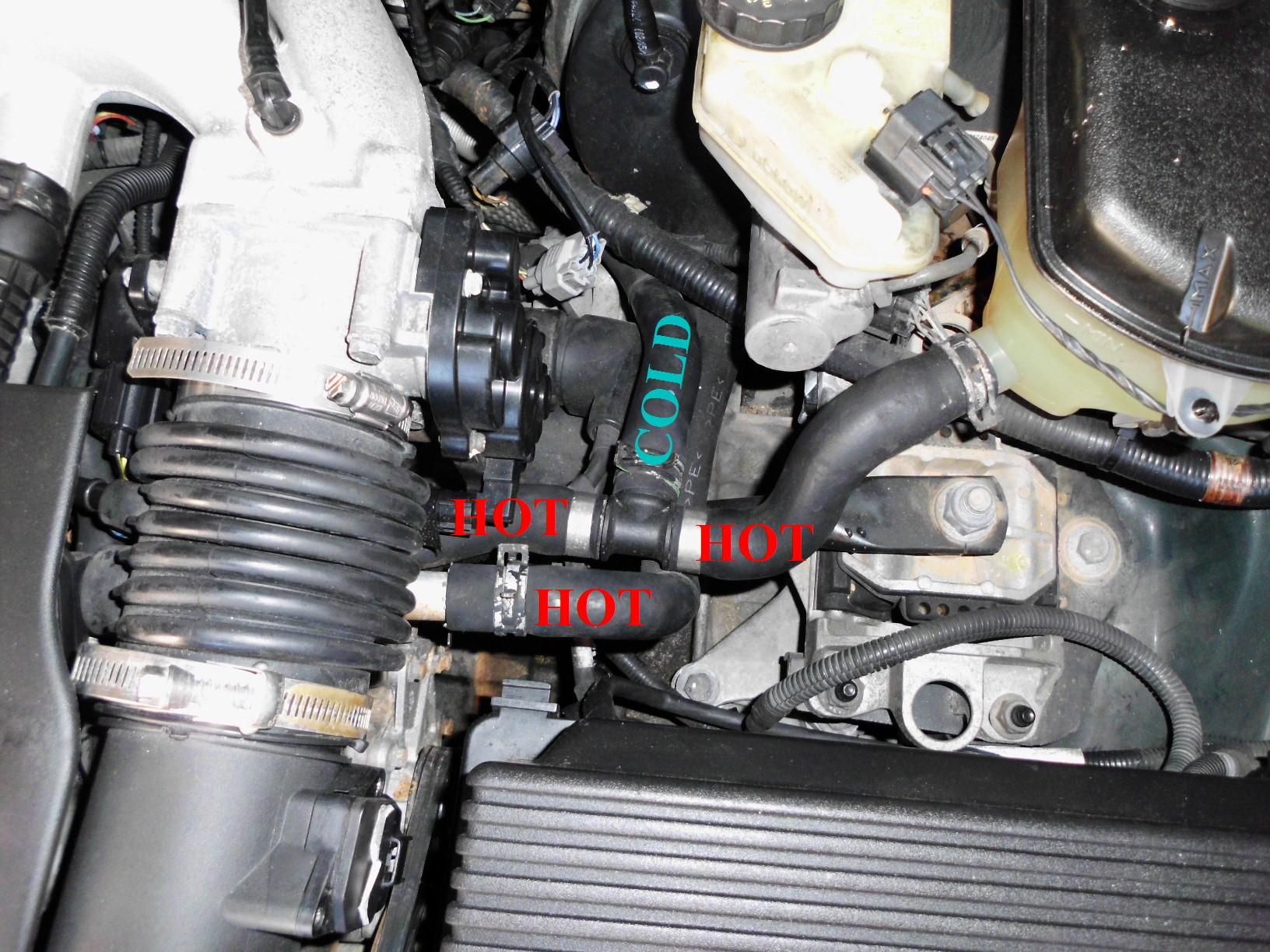 Cold Air From Heater Jaguar Forums Jaguar Enthusiasts