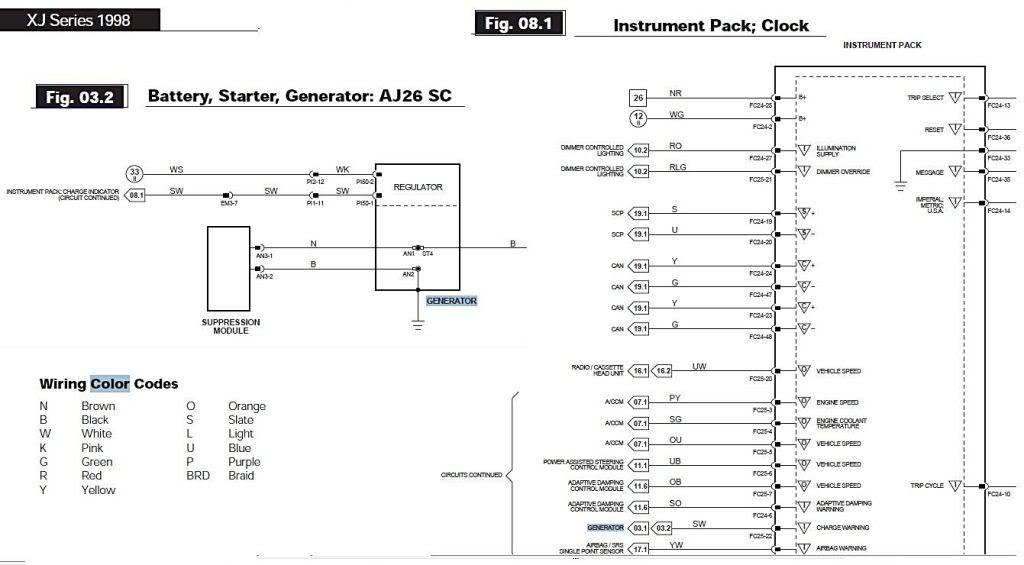 2000 Jaguar Xj8 Wiring Diagram Wiring Diagram
