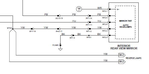 2005 F250 Mirror Wiring Diagram - Wwwcaseistore \u2022