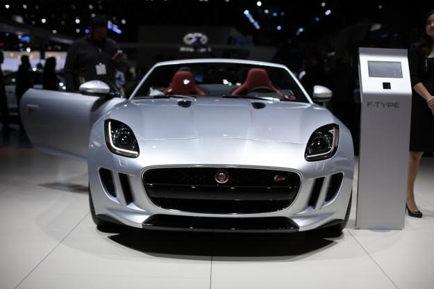 Jaguar at LA Auto Show (4)