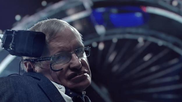 Stephen Hawking Jaguar