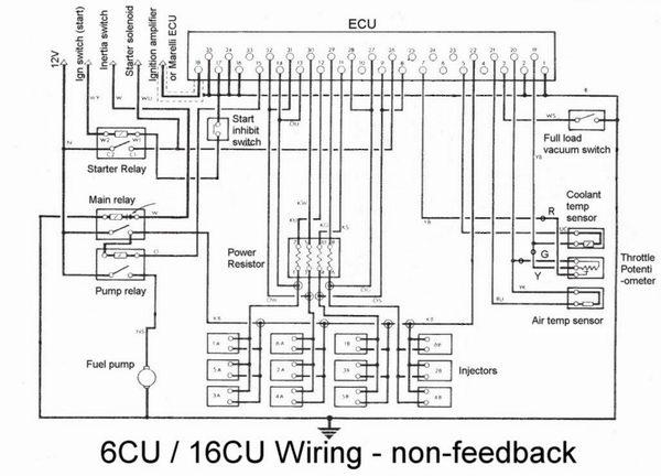 xjs 1100 wiring diagram