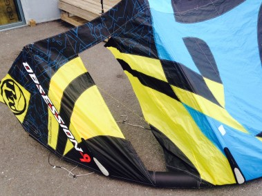 OBSESSION AVANT - j'ai cassé ma voile .com - réparation aile de kitesurf windsurf voilerie brest