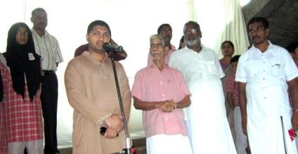 Jaihoon @ medical fundraising event