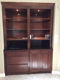 Jaimes Custom Cabinets | Custom Wine And Spirits Cabinets ...