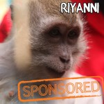 Riyanni  is currently being sponsored by Mr. Harry