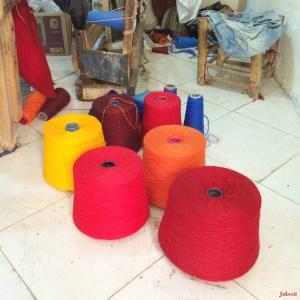 Jakecii Laine à Marrakech - Quartier des tanneurs 3