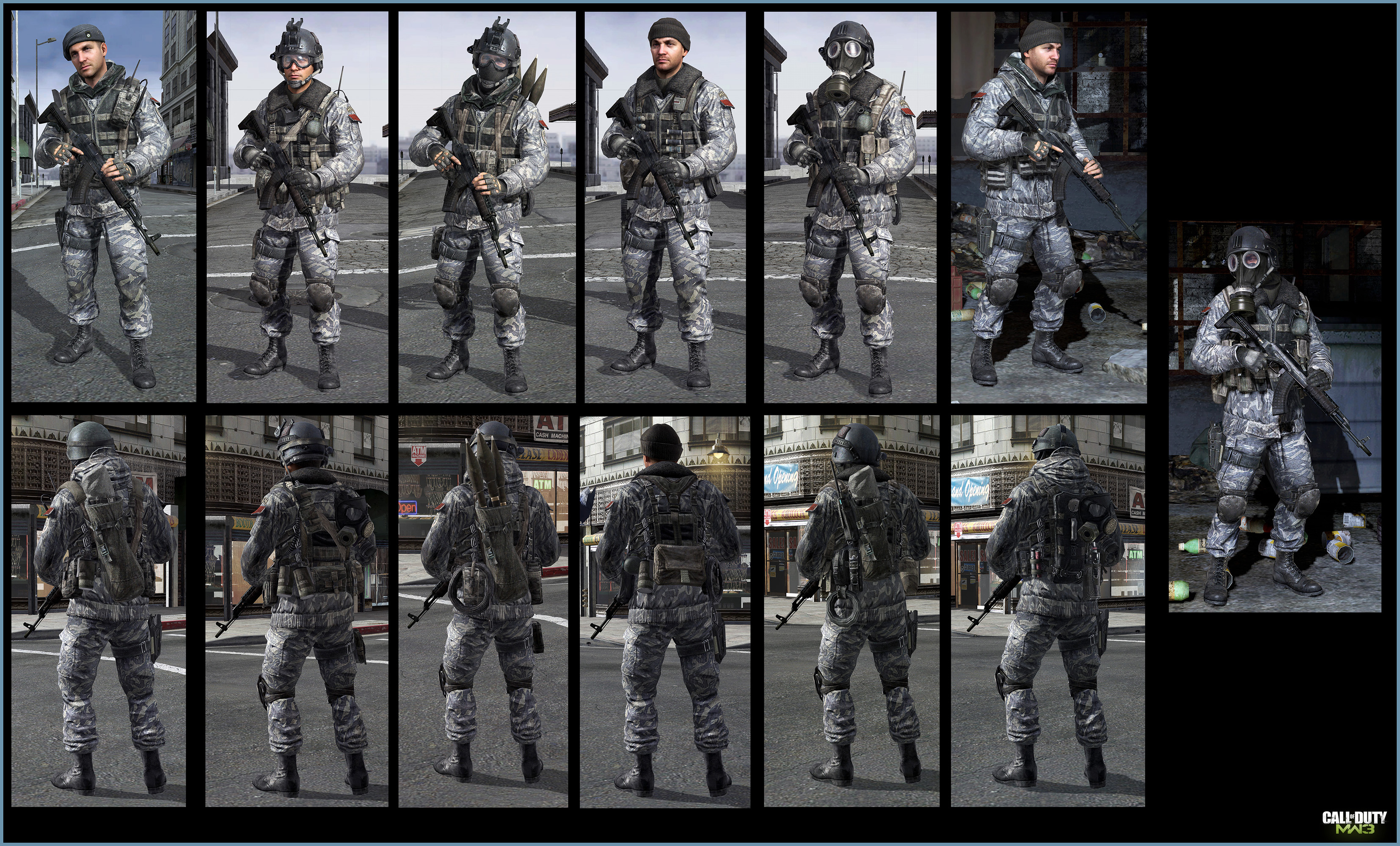 Bohemia Quotes Wallpaper Request Mw3 Delta Squad Skin And French Gign And Russian