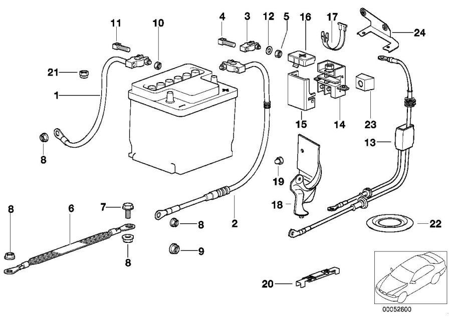 BMW 635CSI WIRING DIAGRAM - Auto Electrical Wiring Diagram