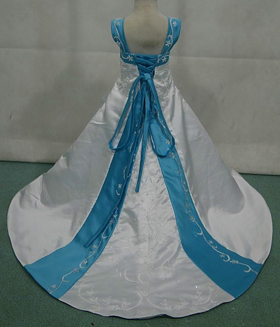 wedding dresses color baby blue wedding dresses in color Wedding Dresses Color Baby Blue 72