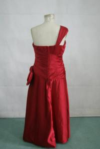 Junior Bridesmaid Dresses Apple Red