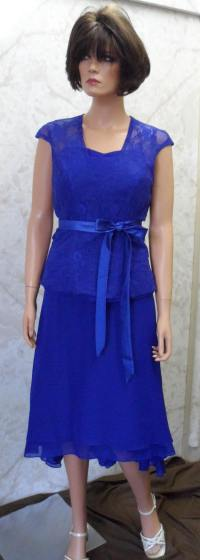 Blue mother of the bride dresses.
