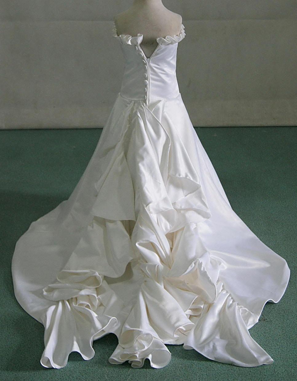 miniature wedding dresses mini wedding dress Miniature Wedding Dresses 54