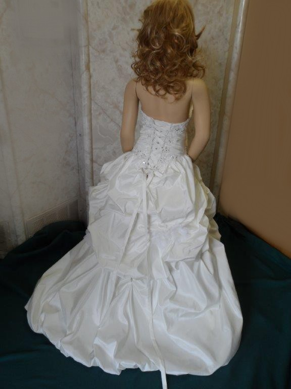 Bridal dresses for children.