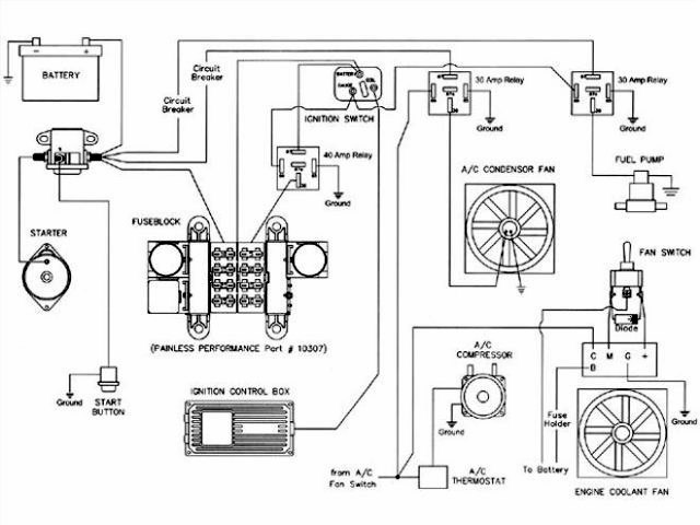 painless wiring 8 switch panel wiring diagram