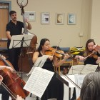Me2/Orchestra in performance last spring at Shattuck Hospital
