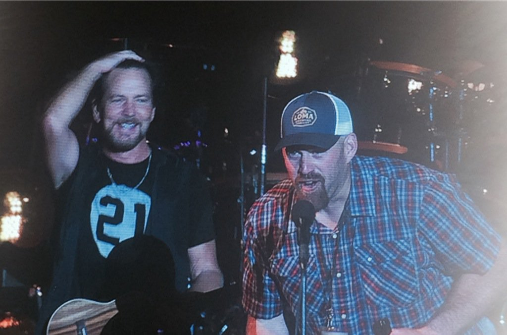 Pearl Jam Debuts Aerosmith Cover Brings Out Former Red
