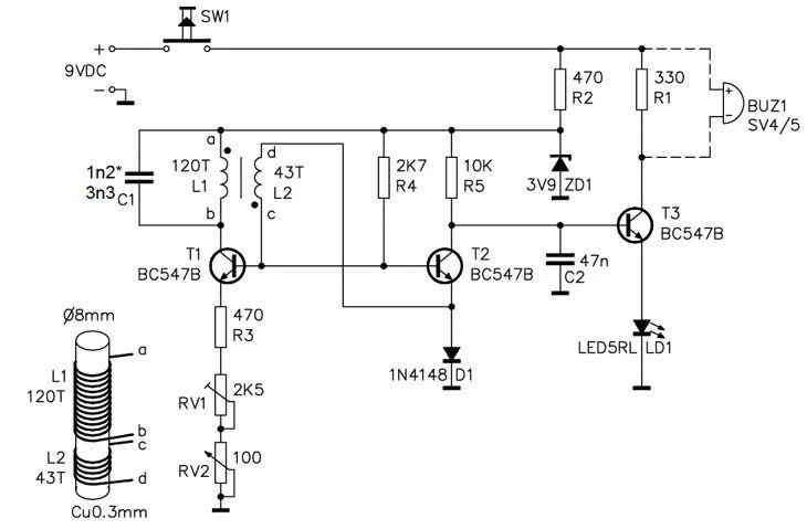 circuit diagram notation