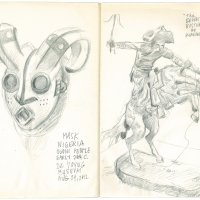 Sculpture Sketches
