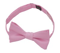 Light Pink Solid Check Self Tie Thistle Bow Tie - James ...