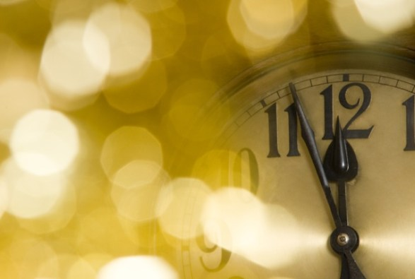 New-Year-Clock